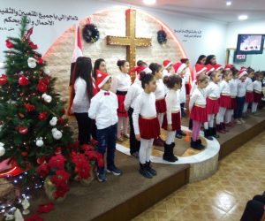 Children's Choir in Tartus, Syria - All Members are Orphans - December 2019
