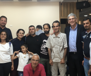 Former ISIS Guerikla Members - Finding New Life In Christ - Beirut
