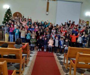 GKPN - Children's Christmas Celebration - Bludan, Syria - December 2019