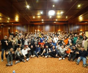 GKPN Eas Europe Youth Pastors - Tlibinki, Georgia -December 2019
